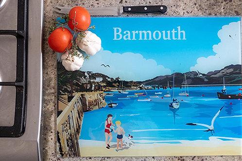 Barmouth Beach Chopping Board