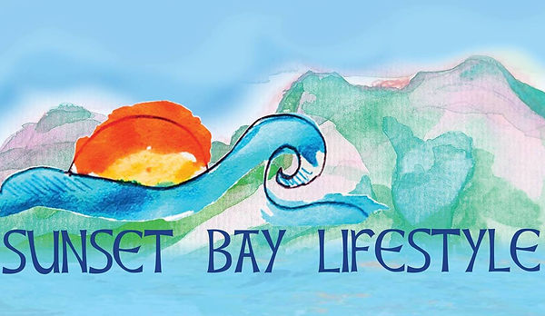 Sunset Bay Lifestyle - Logo