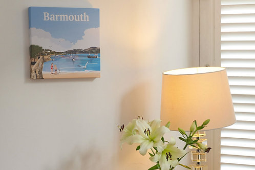 Barmouth Printed Canvas