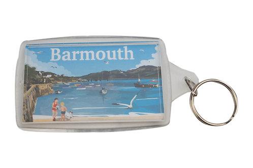 Barmouth Keyring