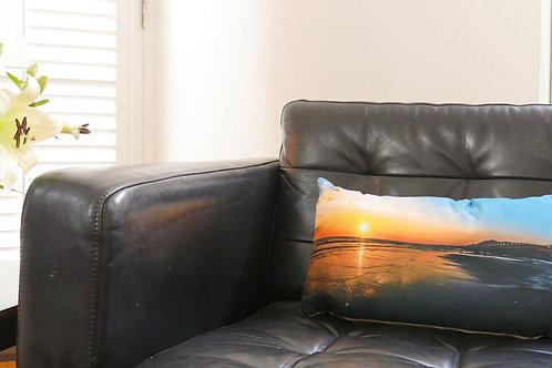 Aberdovey Sunset Cushion