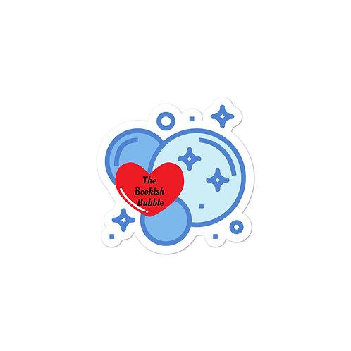 Bubble-free stickers