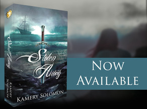 Your Pirates Are At It Again: Read Stolen Away Today!