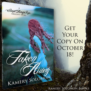 Taken Away Cover Reveal and Release Date Information!