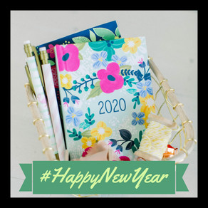 New Years Resolutions 2020: What is happening this year at Kamery Solomon Books?