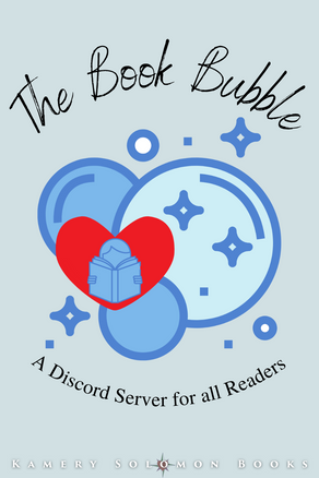 The Book Bubble: A Discord Community for those who love all types of reading-including you!