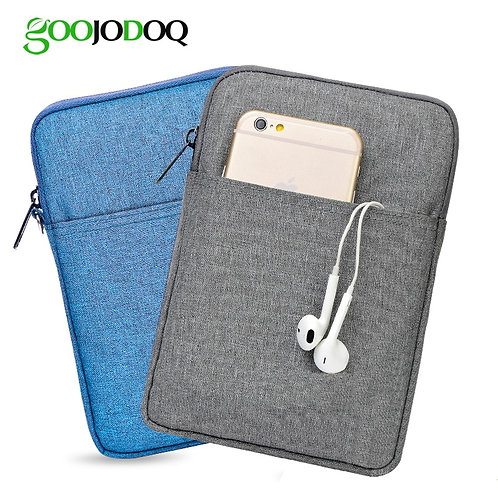 Shockproof Kindle Sleeve with Pocket