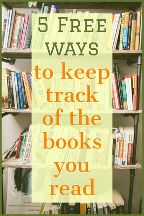 Need help keeping track of what you're reading? Check out these 5 FREE options!