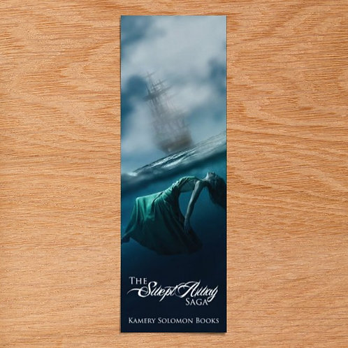 Swept Away/Finding Freedom Bookmark