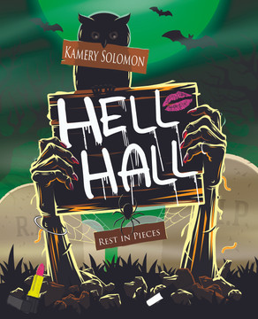 Buy Your Copy Of Hell Hall Today!