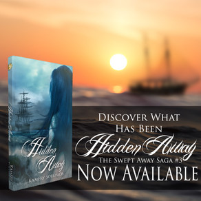 Your Favorite Pirates Are Back! Grab Your Copy Today <3