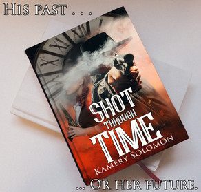 Coming Soon from Kamery Solomon Books!