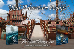 Treasure Awaits Ye; Get Two FREE Books On This Talk Like A Pirate Day!