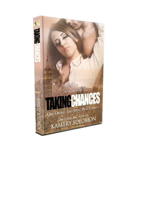 """Taking Chances"" Signed Paperback"