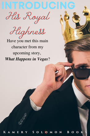 Introducing His Royal Highness: Have you met this main character?