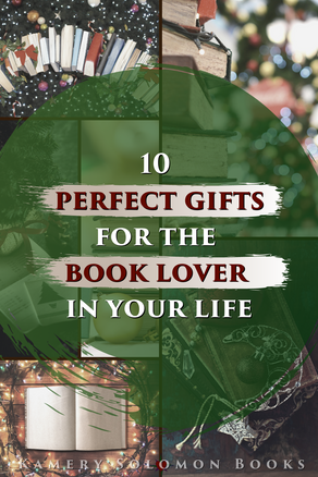 10 perfect gifts for the book lover in your life