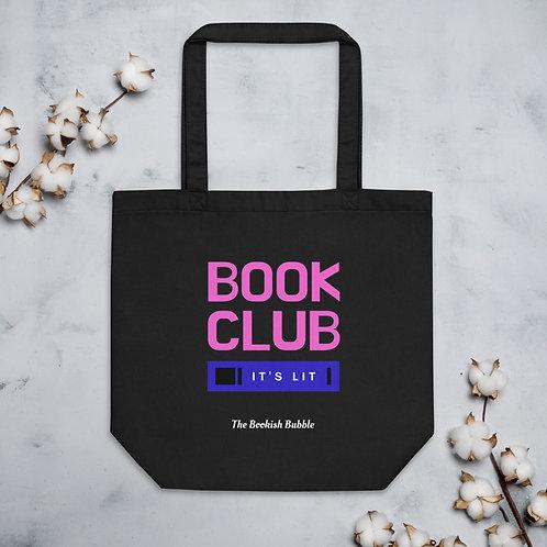 """Book Club"" Eco Tote Bag"