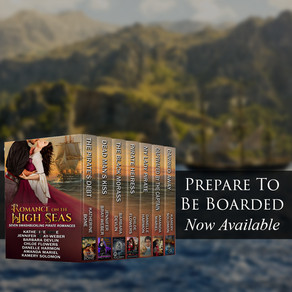 Fall In Love With Seven Swashbuckling Heroes Today!