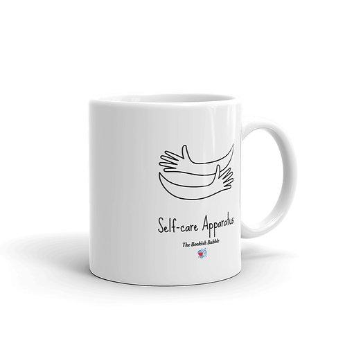 """Self-care Apparatus"" Mug"