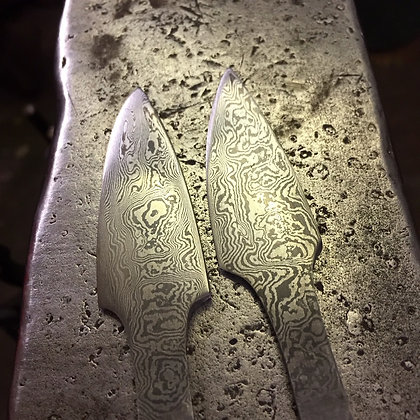 Damascus Chef Knife class