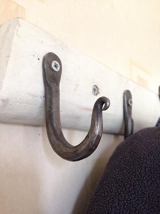 Small Forged Hooks