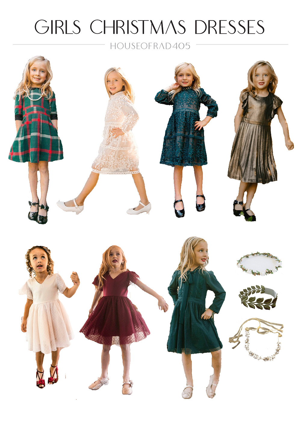 Girls Christmas Dresses and Special Occasion Dresses