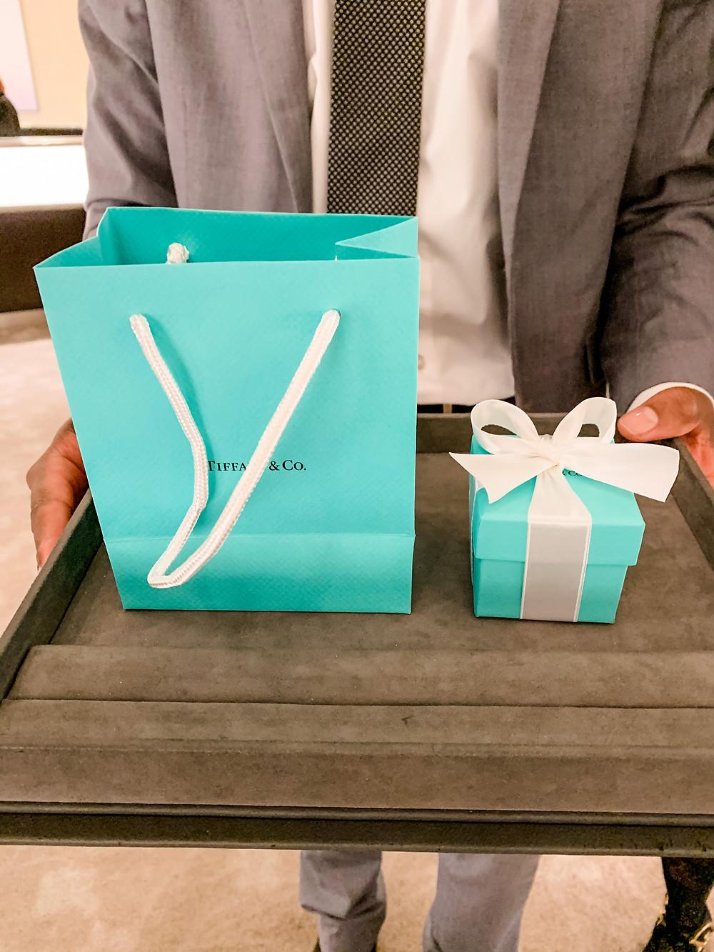 Tiffany & Co Little Blue Box