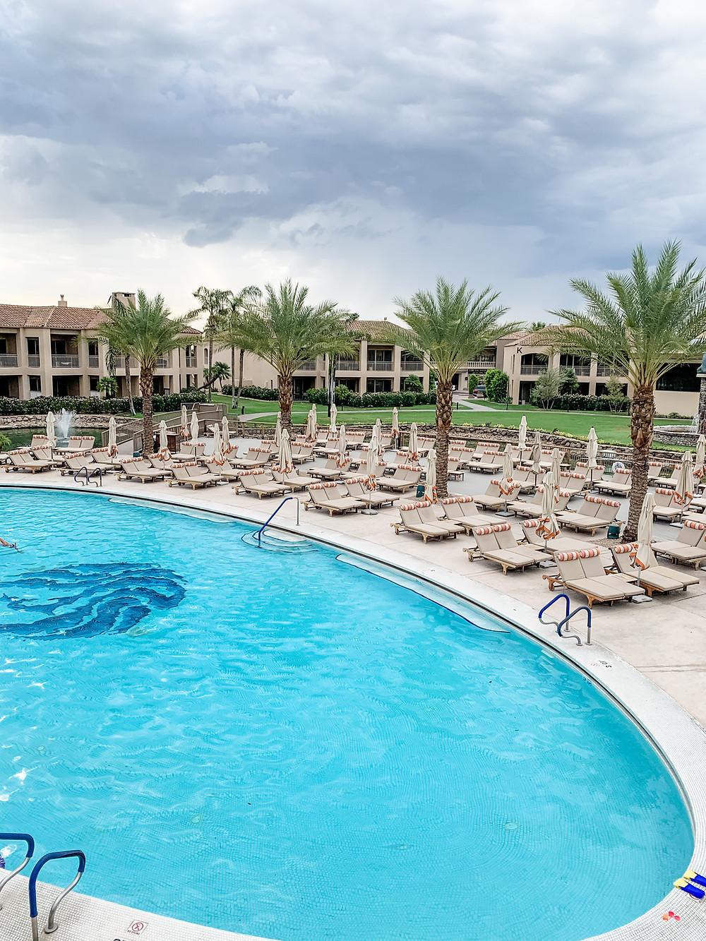 House of Rad Review of The Phoenician Resort Scottsdale Arizona Pool
