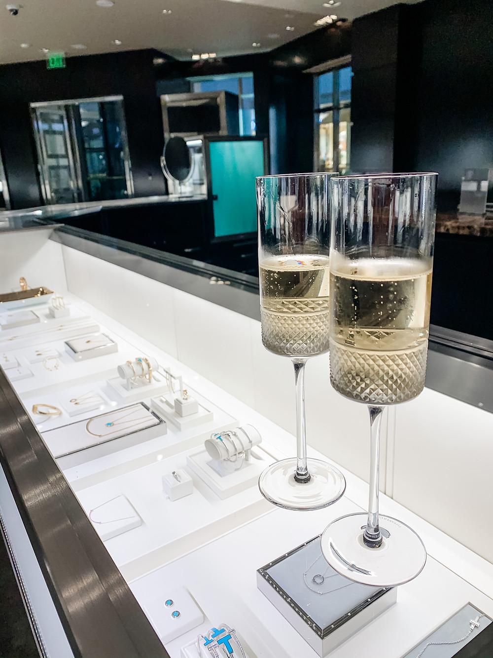 Tiffany & Co Champagne Celebration