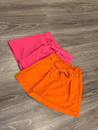 Shorts Fluo