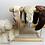 Thumbnail: Cerchietto velluto intrecciato