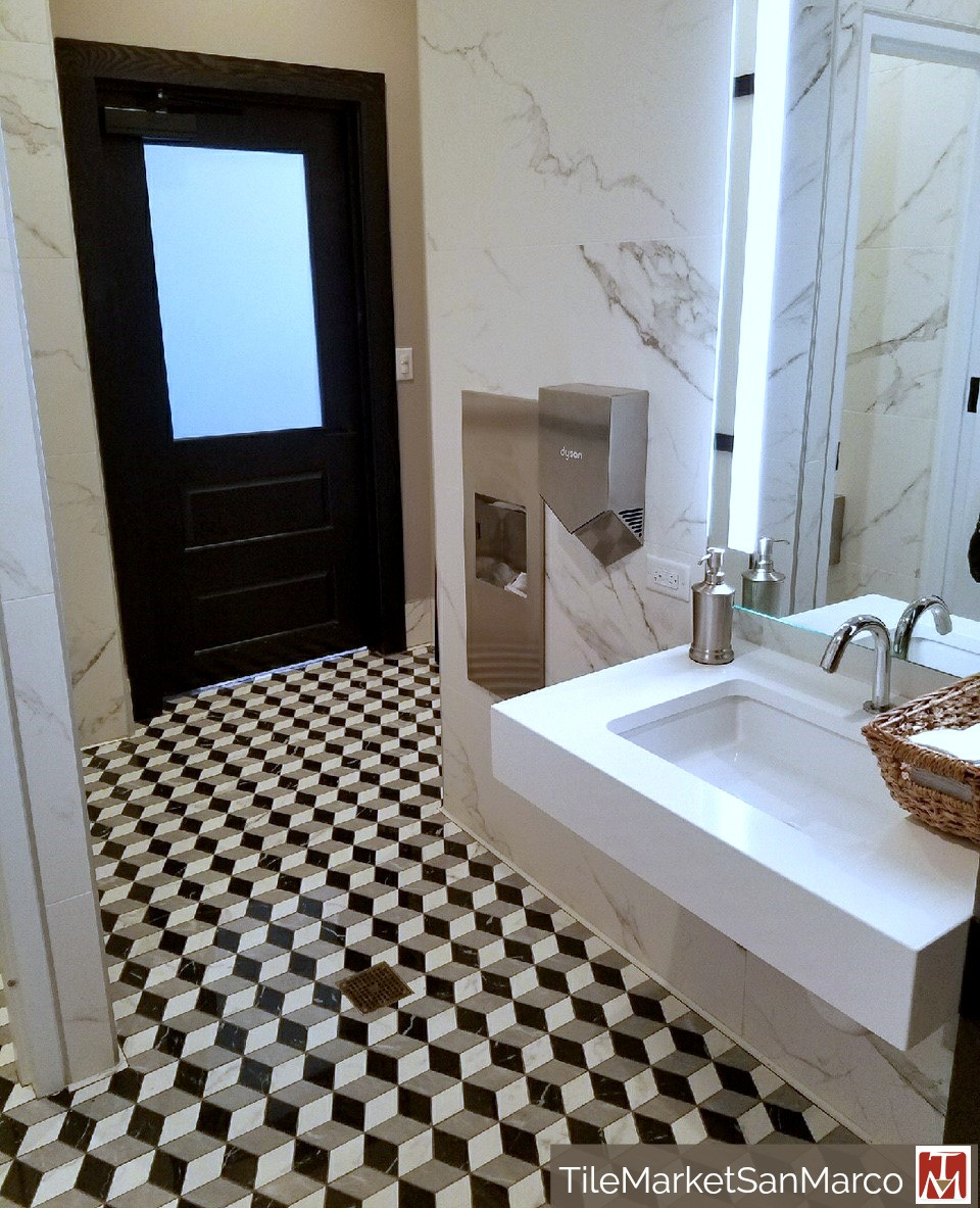 Tile Gallery Of Projects