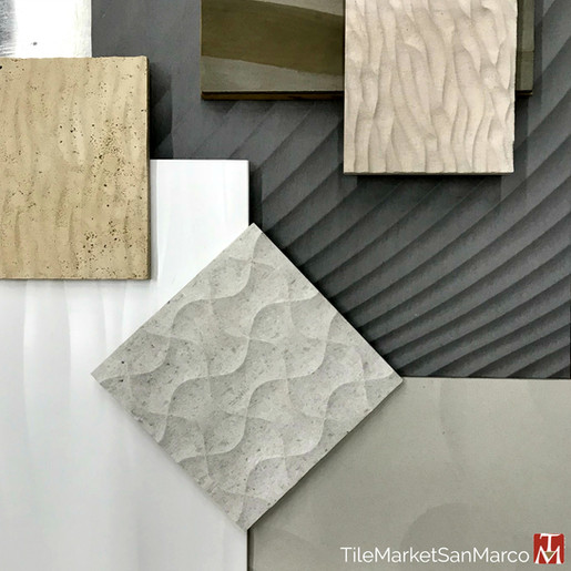 Dimensional tile