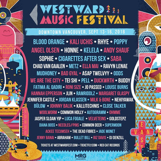 Closing Out the Season with Westward Music Festival