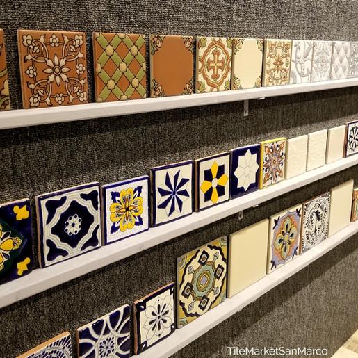 Spanish mediterranean tile