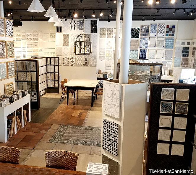 Tile Market showroom Jacksonville