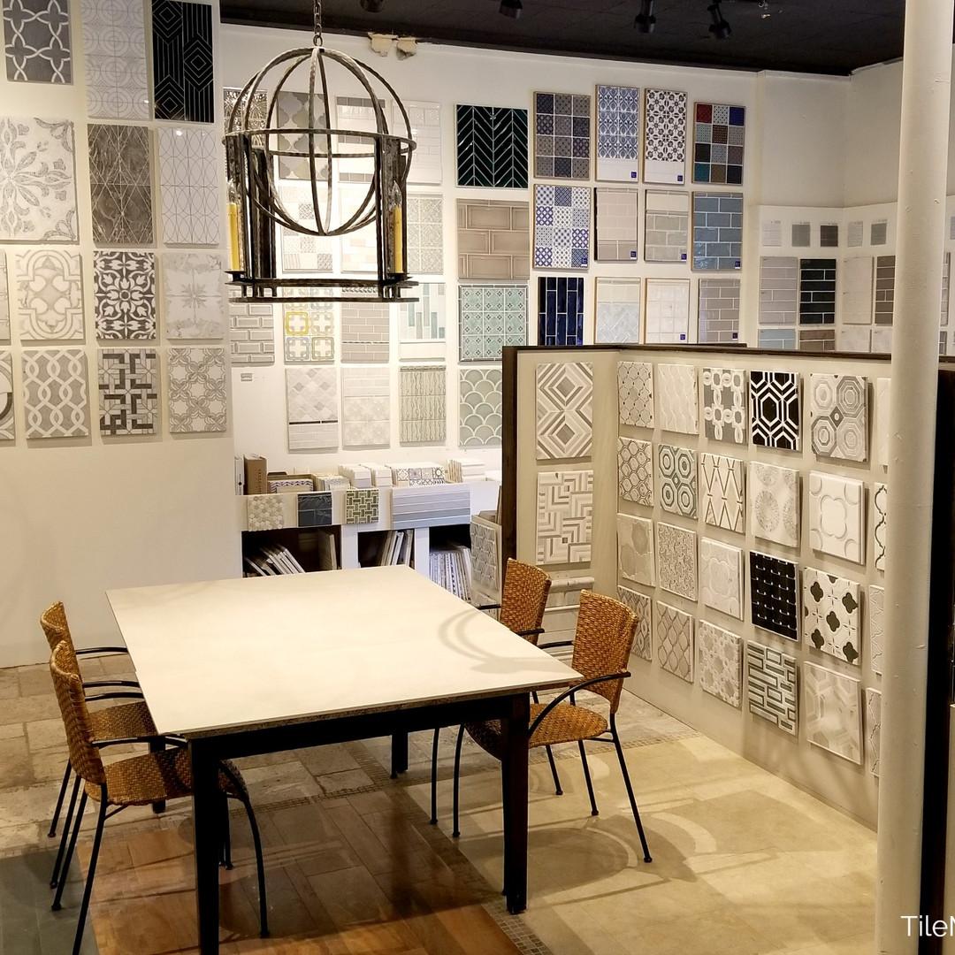 Tile Market tile showroom marble mosaics