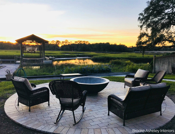 Outdoor Pavers - Travertine or Porcelain Pavers