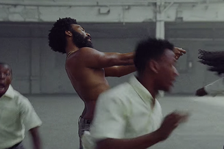 Childish Gambino Guns Down Choir [WATCH]