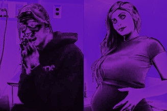 Kylie Jenner Names Her Baby Skrrt Cobain