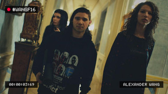 Alexander Wang Calls on Skrillex, Among Other A-Listers for FW16 Campaign
