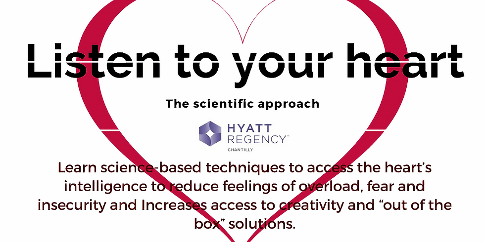 Listen to your heart - The scientific approach