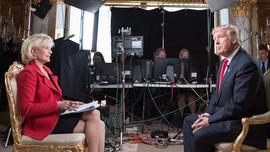 60 Minutes Host Receives Death Threat Over Trump Interview