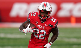 University Of Utah Star Running Back Dies On Christmas Day After Accidentally Shooting Himself