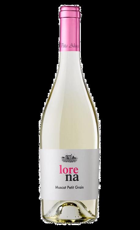 Aliaga Lorena Muscat Petit Grain. Pack de 6 botellas