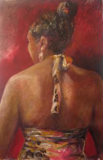Yangus Oil on canvas, 50X80 cm. 2014