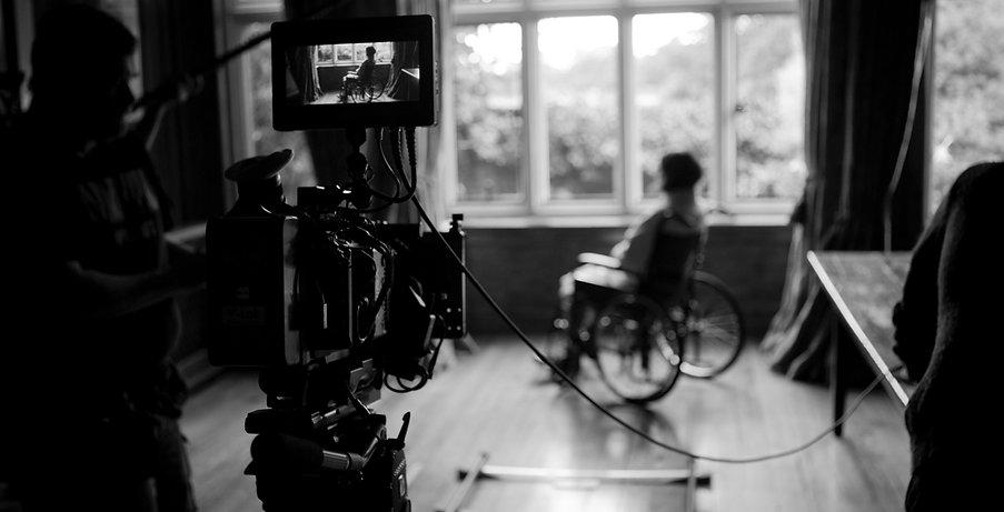 Craven Street on set.