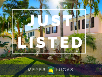 NEW LISTING:  Townhouse in Riverwalk of the Palm Beaches Enabled with Smart Home Technology