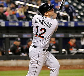Chris Johnson - Huge Walk-Off Hit Leads to Marlins Win