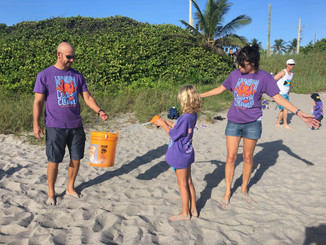 BRUCE And Four Of His Sea Turtle Buddies Are Heading Home